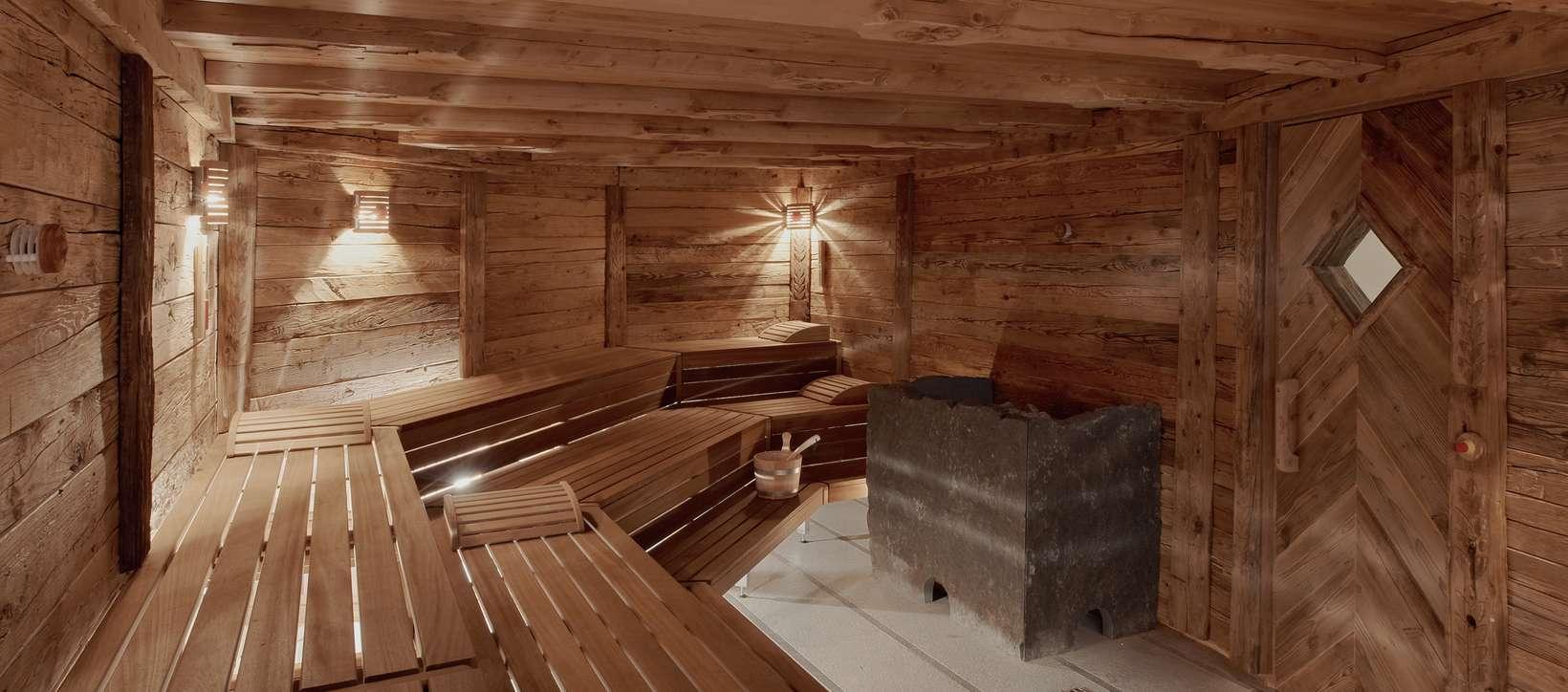 Wellness und Spa im Kulm Hotel St. Moritz im Engadin