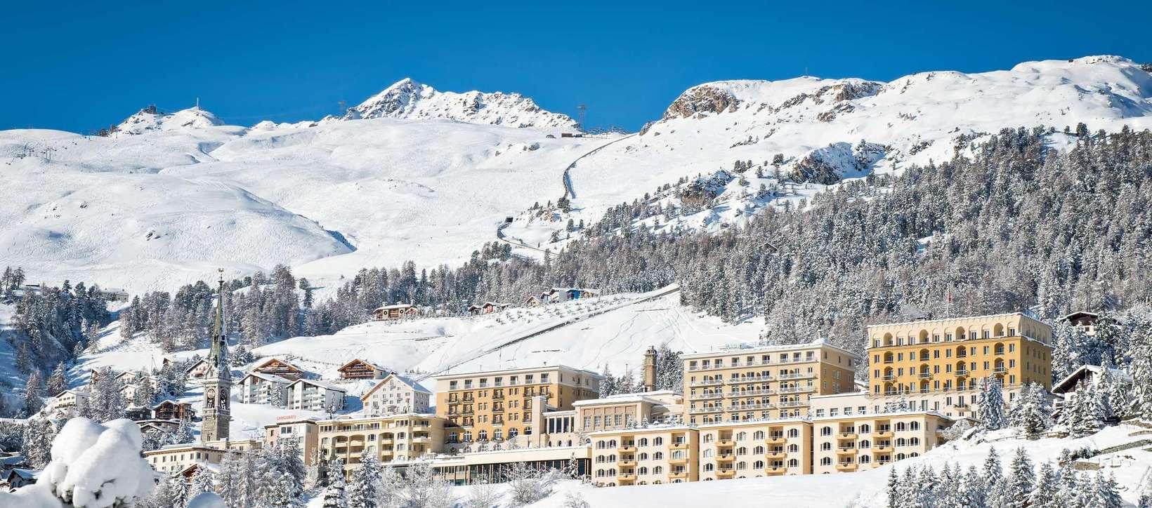 St Moritz Hotel Spa