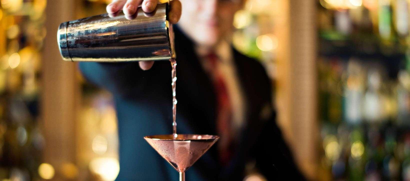 Bars & Lobby · Kulm Hotel St. Moritz