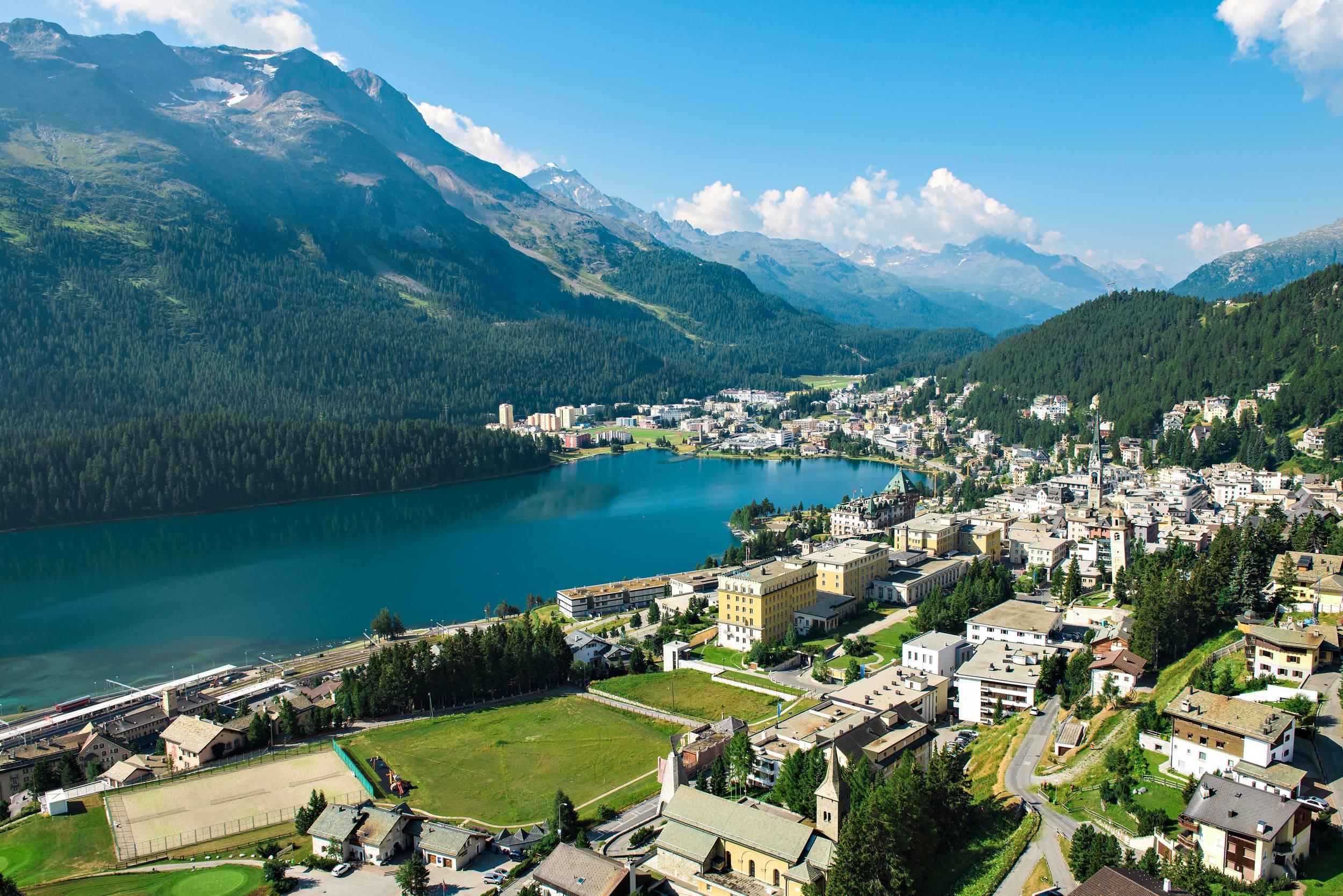Hotel In St Moritz