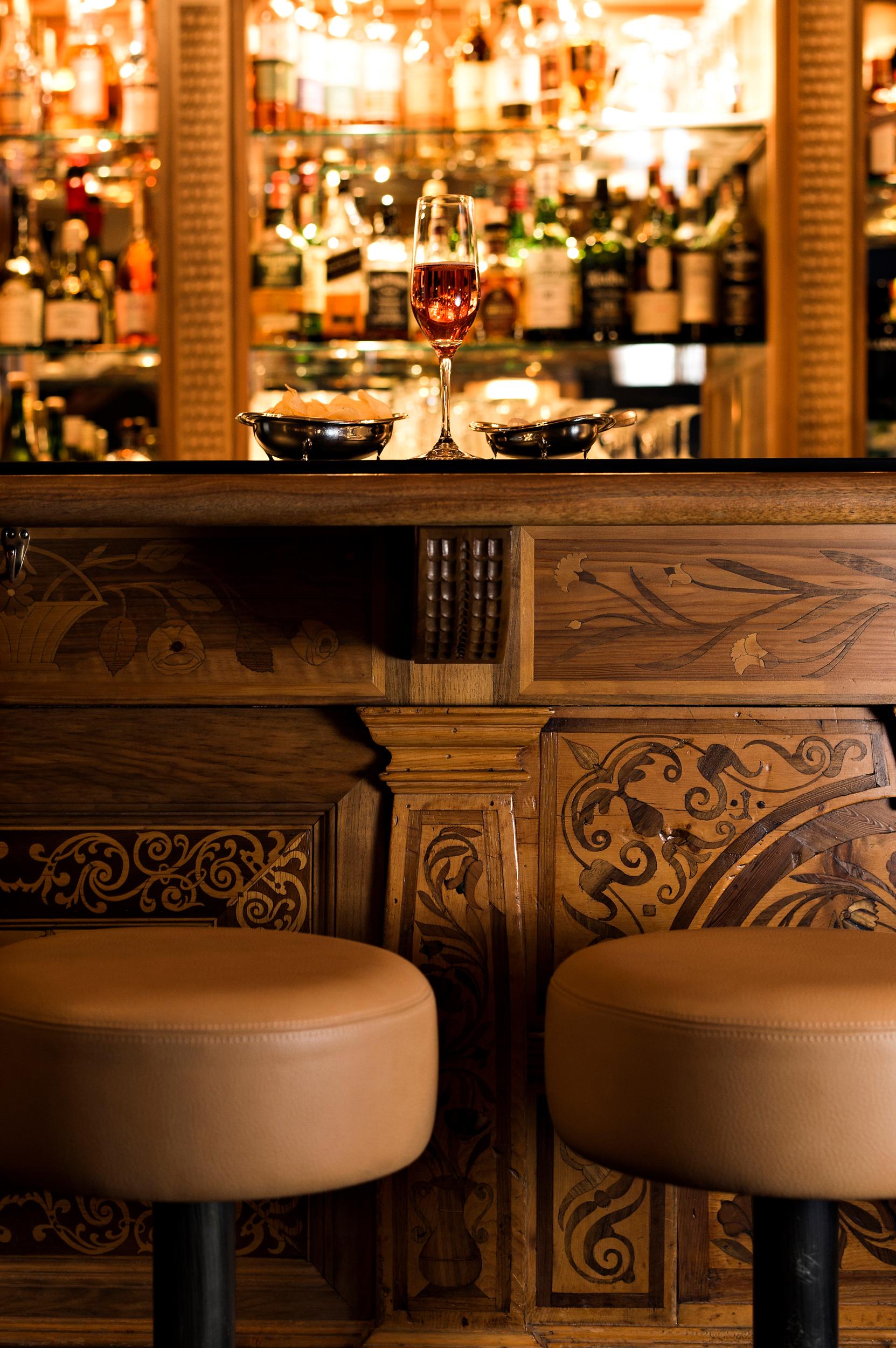 Bars 183 Kulm Hotel St Moritz